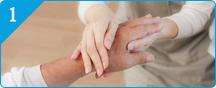 介護の求人に専門特化 のイメージ